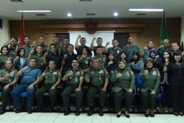AKREDITASI PENJAMINAN MUTU DI PENGADILAN MILITER II-09 BANDUNG TAHUN 2017