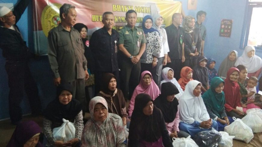 BHAKTI SOSIAL HUT MAHKAMAH AGUNG RI KE-72 DI PROVINSI JAWA BARAT