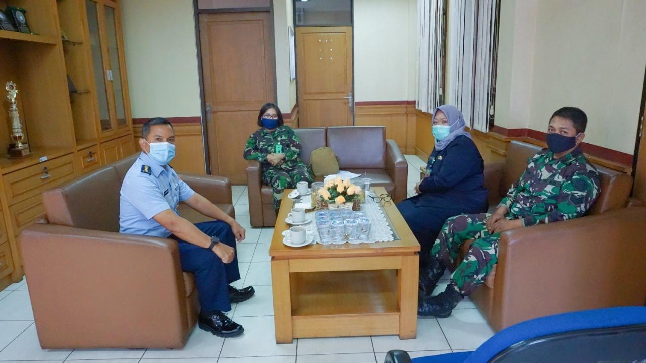 Pengawasan Pengadilan Militer Tinggi II Jakarta di Pengadilan Militer II-09 Bandung Tahun 2020
