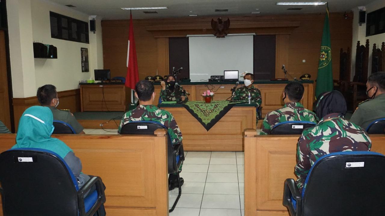 Rapat Bulanan (Jam Komandan) Bulan November 2020