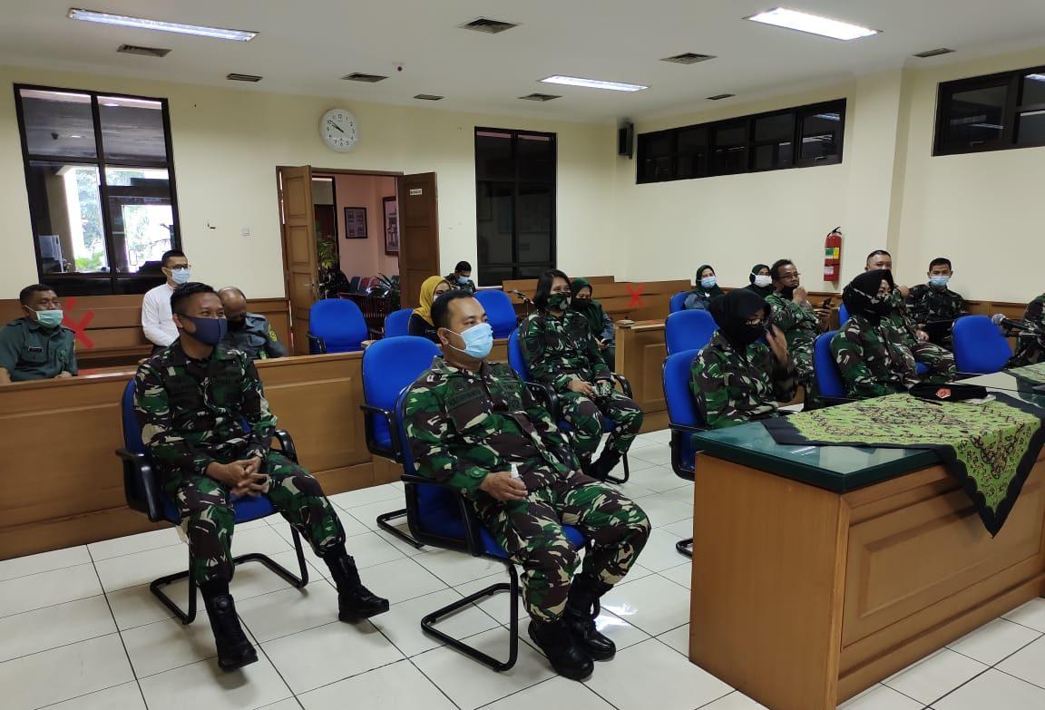 Pengantar Tugas/Purna Tugas Mayjen TNI Dr. Agus Dhani Mandaladikari, S.H., M.Hum dkk 3 (tiga) orang